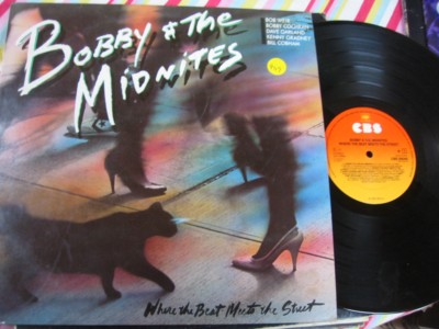 BOBBY & THE MIDNIGHTS - WHERE BEET MEETS STREET{ AF 949