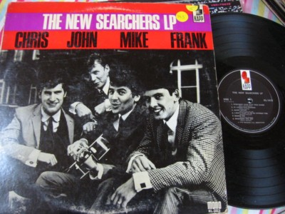 THE NEW SEARCHERS - MIKE JOHN FRANK - KAPP { AF 963