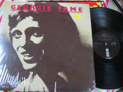 GEORGIE FAME - SELF TITLE - ISLAND { AF 964