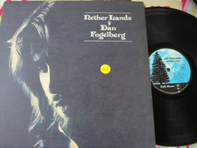 DAN FOGELBERG - NETHER LANDS - EPIC { AF 965