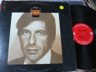 LEONARD COHEN - SONGS OF - COLUMBIA { AF 974