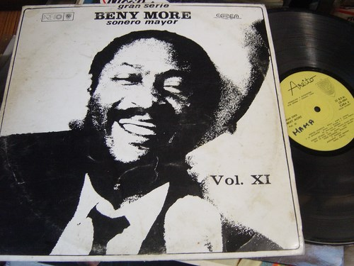 Beny More - Sonero Mayor Vol. XI - Arieto LD 4064 Cuba