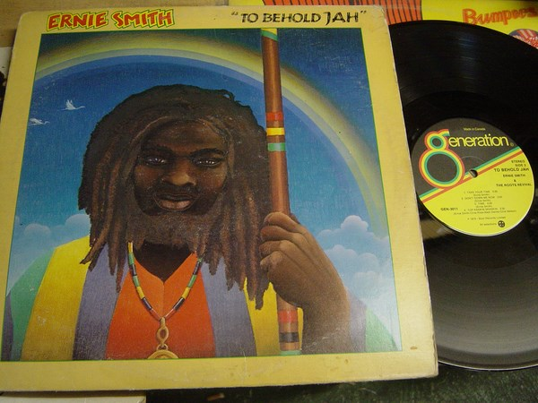 Ernie Smith - To Behold Jah - Generation Records GEN3011 1979
