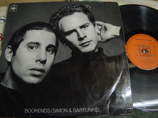 Simon & Garfunkel - Bookends - CBS 63101 UK
