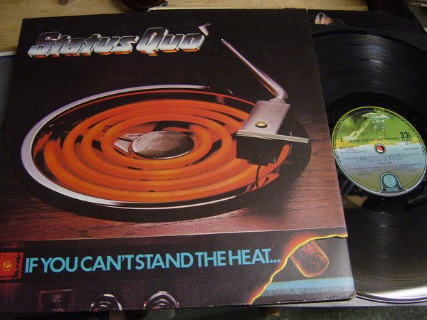 Status Quo - If you can't stand Heat - Vertigo 9102027 UK 1978