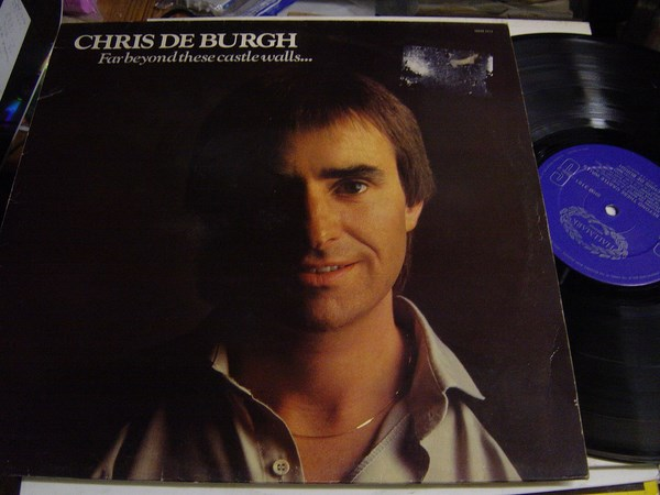 Chris De Burgh - Far beyond these Castle Walls - Pickwick - 1984