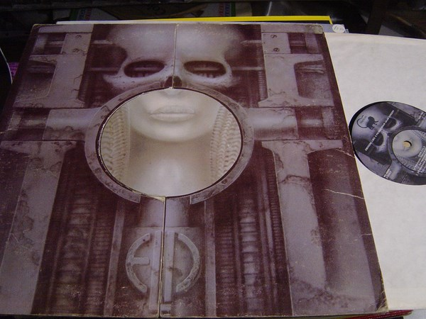Emerson Lake & Palmer - Brain Salad Surgery - Manticore 1973