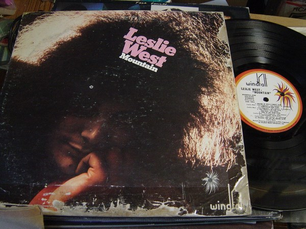 Leslie West - Mountain - Windfall 4500 - USA 1969