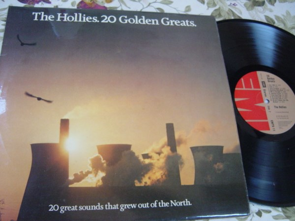 The Hollies - 20 Golden Greats - EMI EMTV 11 - UK 1970's