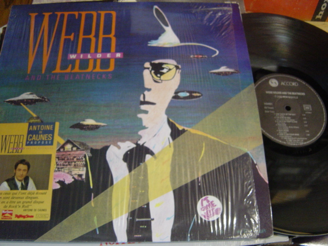 Webb Wilder - It came from Nashville - Accord 103051 - France