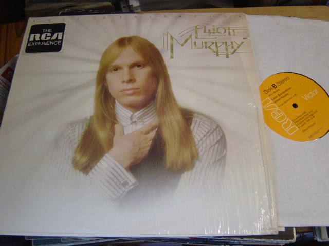 Elliott Murphy - Lost Generation - RCA APL1-0916 - USA 1975