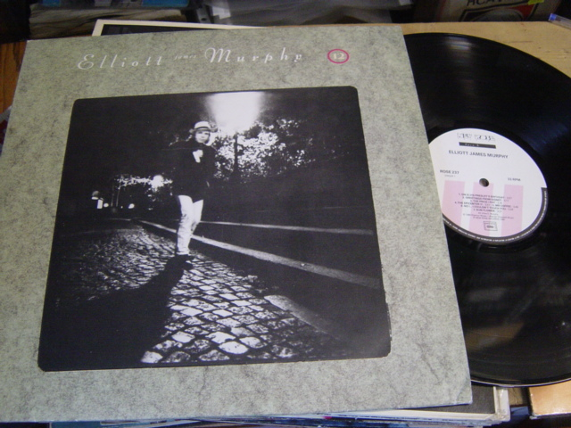 Elliott Murphy - 12 - New Rose Records 237 - France 1990