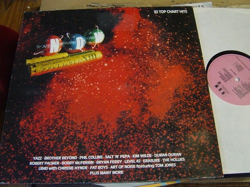 Now thats what I call Music XIII - 2 LP Virgin EMI 1988