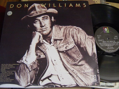 Don Williams - Greatest Hits Vol.1 - ABC 5147 - UK 1975