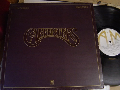 THE CARPENTERS - THE SINGLES 1969 -73 - A & M