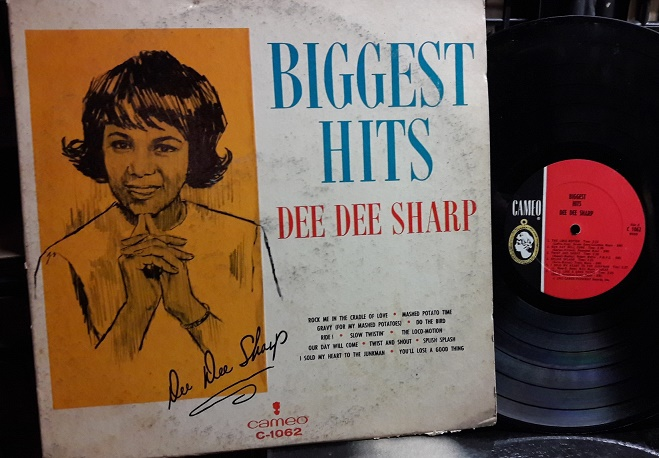 Dee Dee Sharp - Biggest Hits - Cameo C-1062 VG+