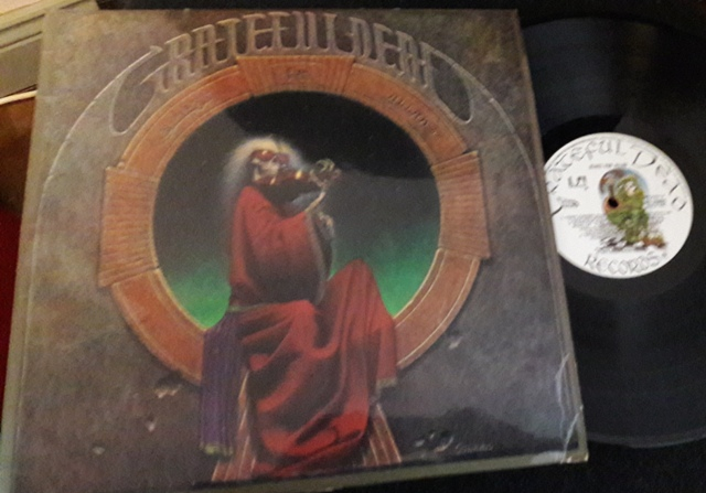 Grateful Dead - Blues for Allah - UA UAS.29895 UK 1975 Ex