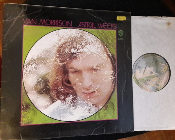 Van Morrison - Astral Weeks - Warner K.46024 - UK 1968 - Click Image to Close