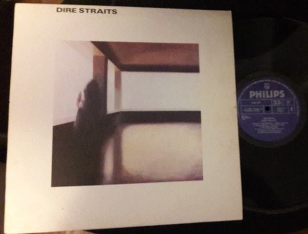 Dire Straits - Self Title - Philips 9102021 Irish Excellent