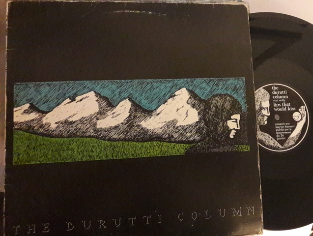 The Durutti Column Vince Reilly - BN2-005 1980 Belgium 12 inch