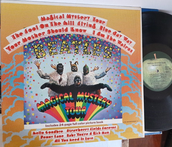 The Beatles - 1Magical Mystery Tour - Apple SMAL 2835 Mint Minu