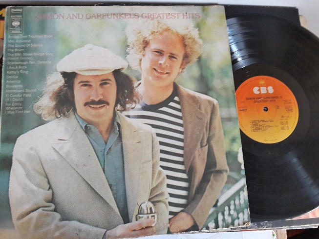 Simon & Garfunkel - Greatest Hits - CBS 69003 Holland VG