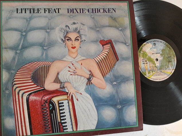 Little Feat - Dixie Chickens - Warner K.46200 UK 1973 VG+