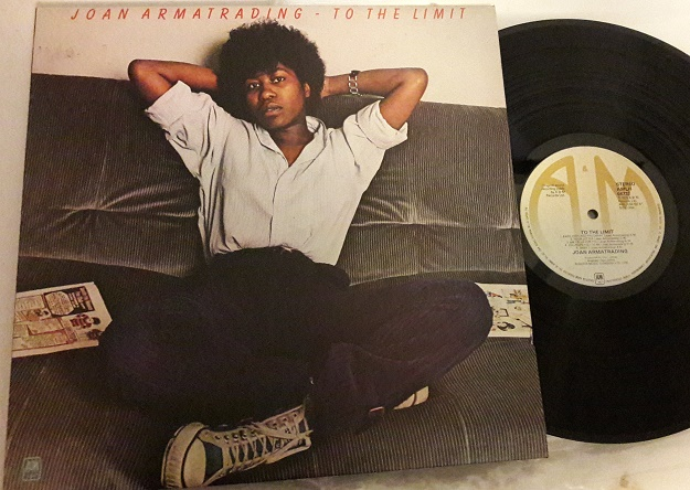 JOAN ARMATRADING - TO THE LIMIT - A&M UK