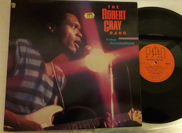 Robert Cray - False Accusations - Demon FIEND 43 - UK 1985 Ex