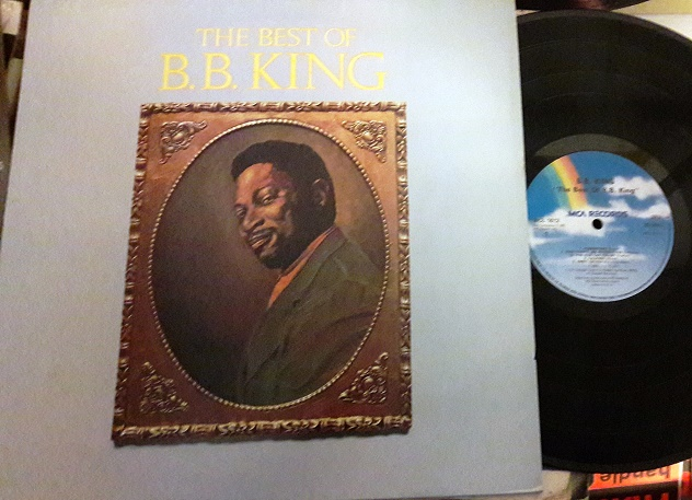 B.B. King - The Best of - MCA MCL.1612 UK 1983 Mint Minus