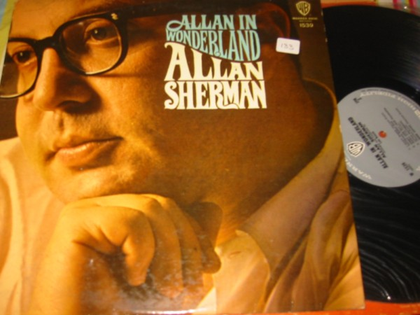 ALLAN SHERMAN - IN WONDERLAND - WARNER { 133
