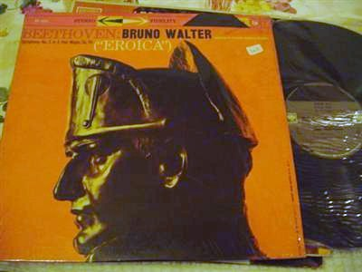 BEETHOVEN - EROICA - BRUNO WALTER - COLUMBIA MS
