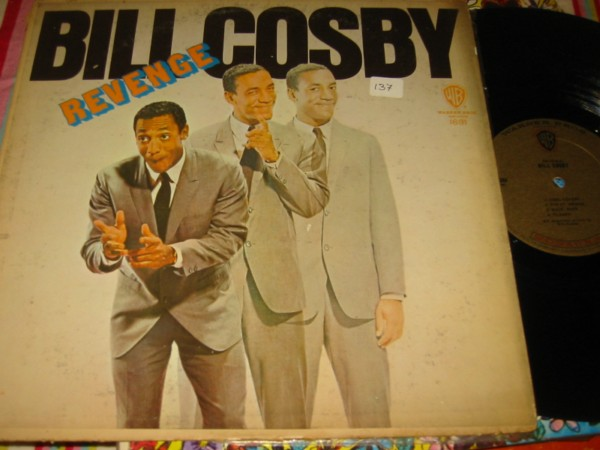 BILL COSBY - REVENGE - WARNER { 137
