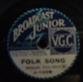 Broadcast Junior # 122 - Nautical / Folk Song