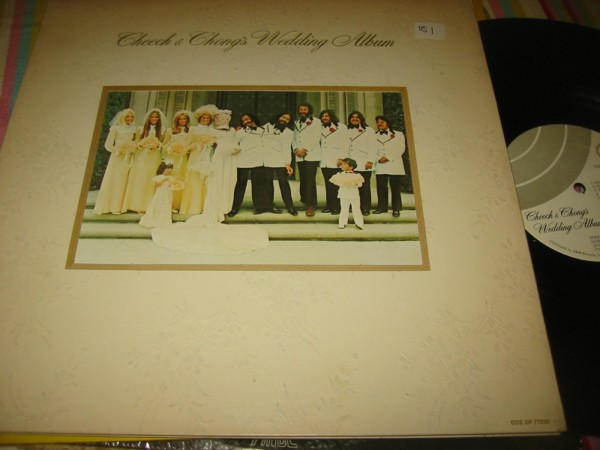 CHEECH & CHONG - WEDDING ALBUM - ODE RECORDS