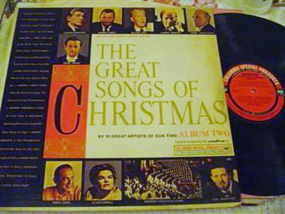VARIOUS ARTISTS - GREAT SONGS CHRISTMAS - COLUMBIA