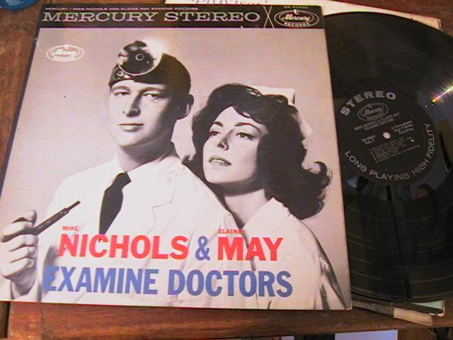 MIKE NICHOLS & ELAINE MAY - EXAMINE DOCTORS - MERCURY