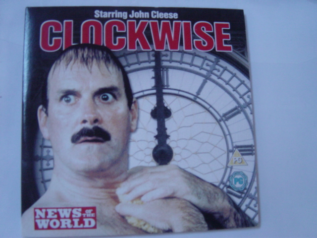 Clockwise - John Cleese - News of the World DVD