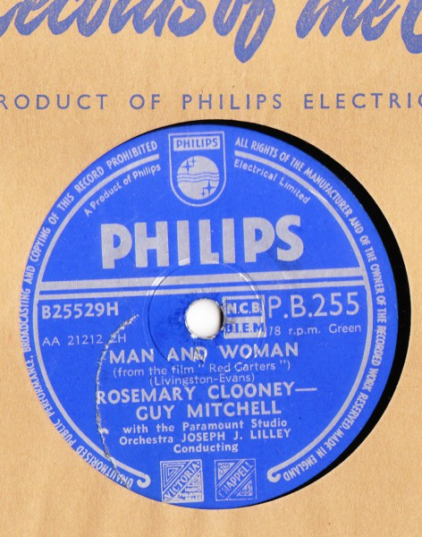 Rosemary Clooney - Good Intentions - Philips UK