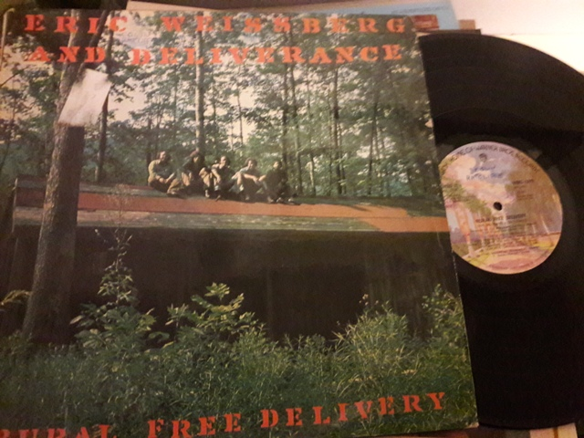 Eric Weissberg & Deliverance - Rural free Delivery - Warner WBC.