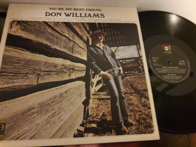 Don Williams - You're my best friend - ABC ABCL.5127 UK 1975