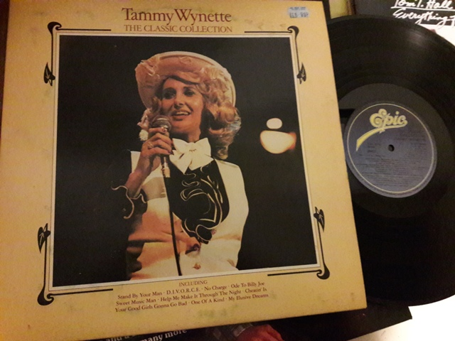 Tammy Wynette - The Classic Collection - Epic EPC.88472 2LP