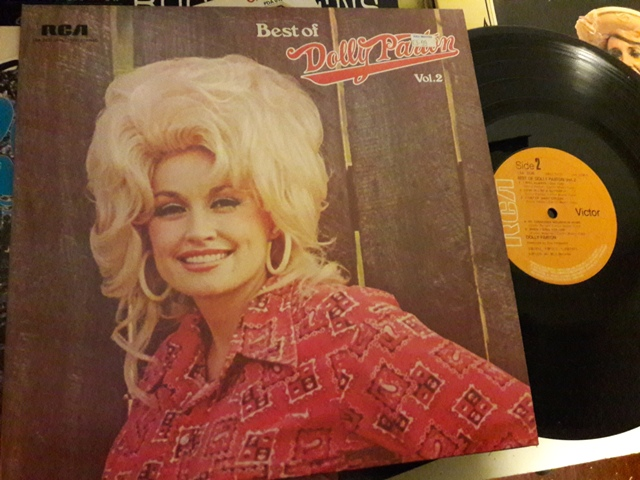Dolly Parton - Best of Vol.2 - RCA LSA.3236 UK 1975 Ex
