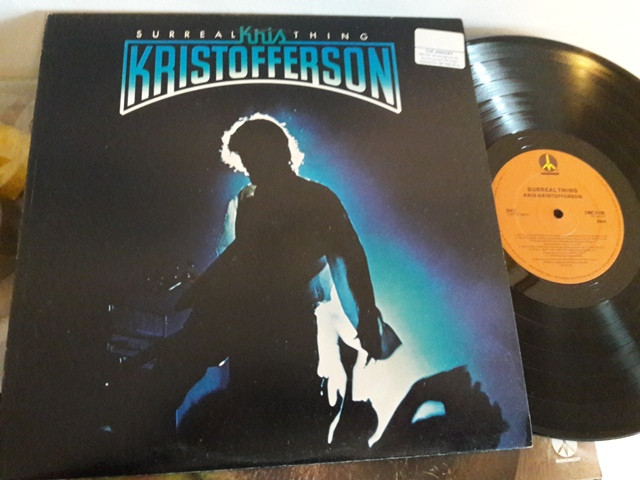 Kris Kristofferson - Surreal Thing - Monument MNT.81496 UK