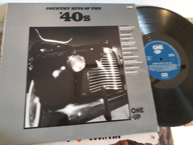 Various - Counrty Hits of the 40's - One Up OU.2018 UK 1972