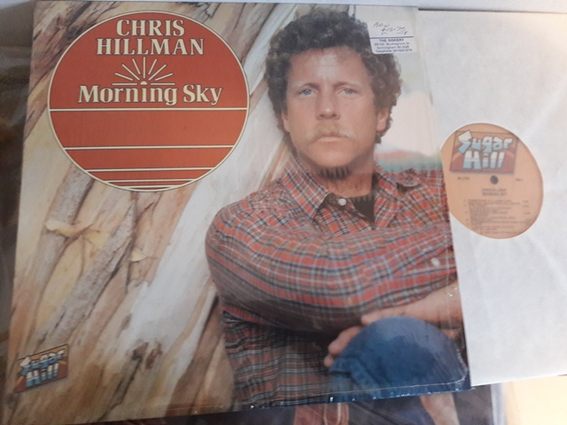 Chris Hillman - Morning Sky - Sugar Hill SH.3729 - USA 1982