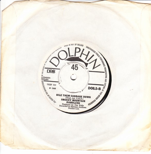 Record Label - Dolphin Records
