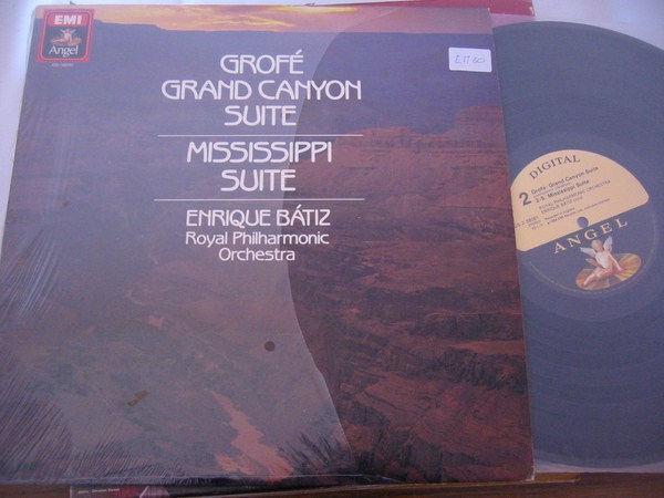 GROFFE - GRAND CANYON SUITE - BATIZ - EMI