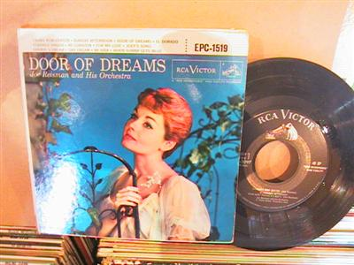 JOE REISMAN - DOOR OF DREAMS - RCA 3 DISC EP