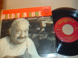 MICHAEL LEGRAND - HOLIDAY IN ROME COLUMBIA B-1993